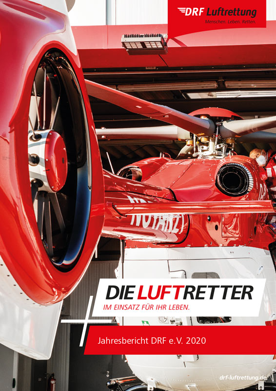 DRF Luftrettung Jahresbericht